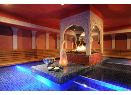 Mediterana, one of Europe's leading saunas