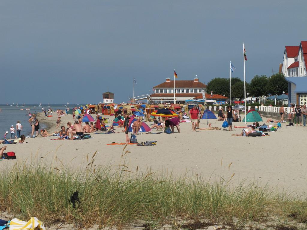 Beach in Laboe