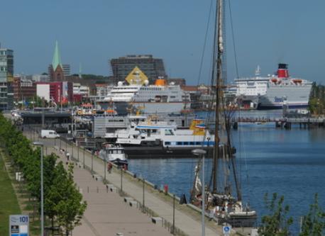 Kiel Harbour