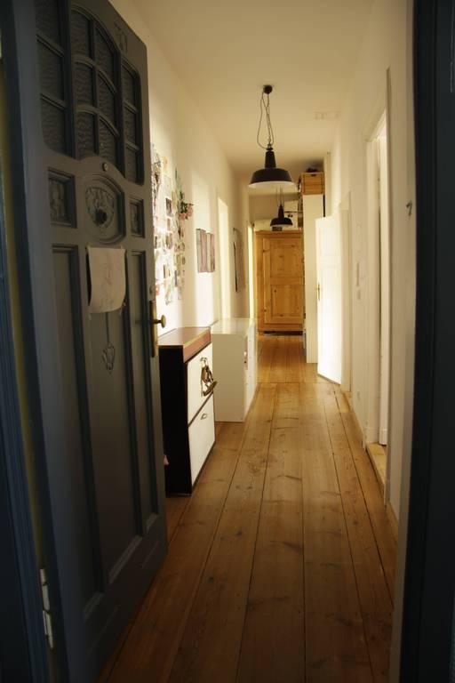 entrance & corridor