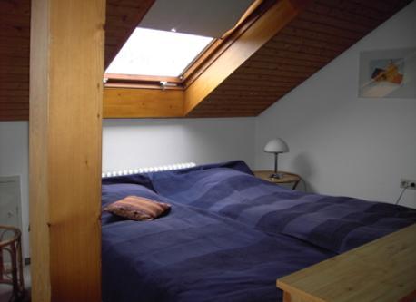 Atelier et autre chambre à coucher