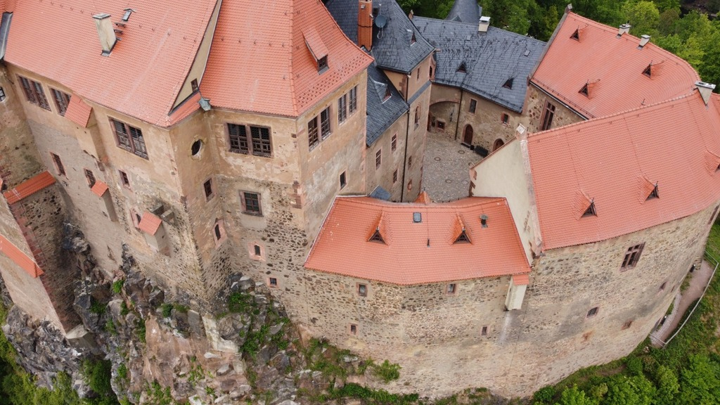Kribstein Castle 20 km from home