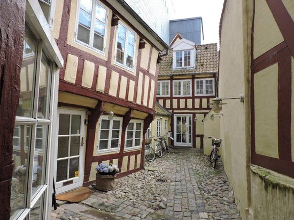 le quartier latin d'Aarhus