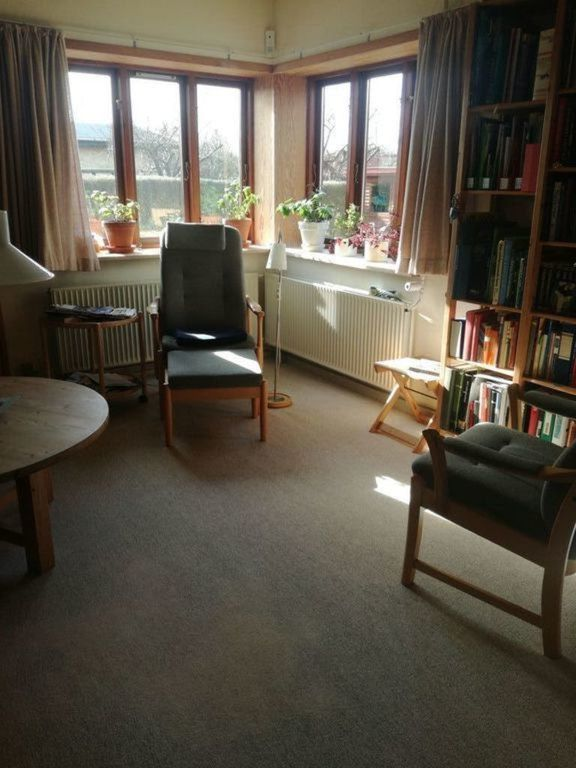 From the sitting room