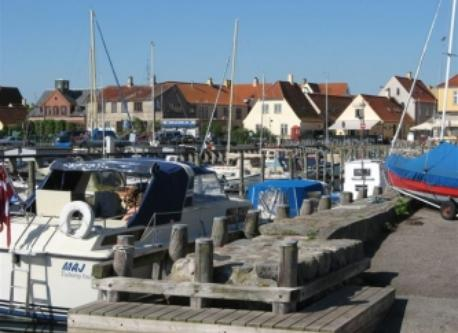 The marina in Dragør