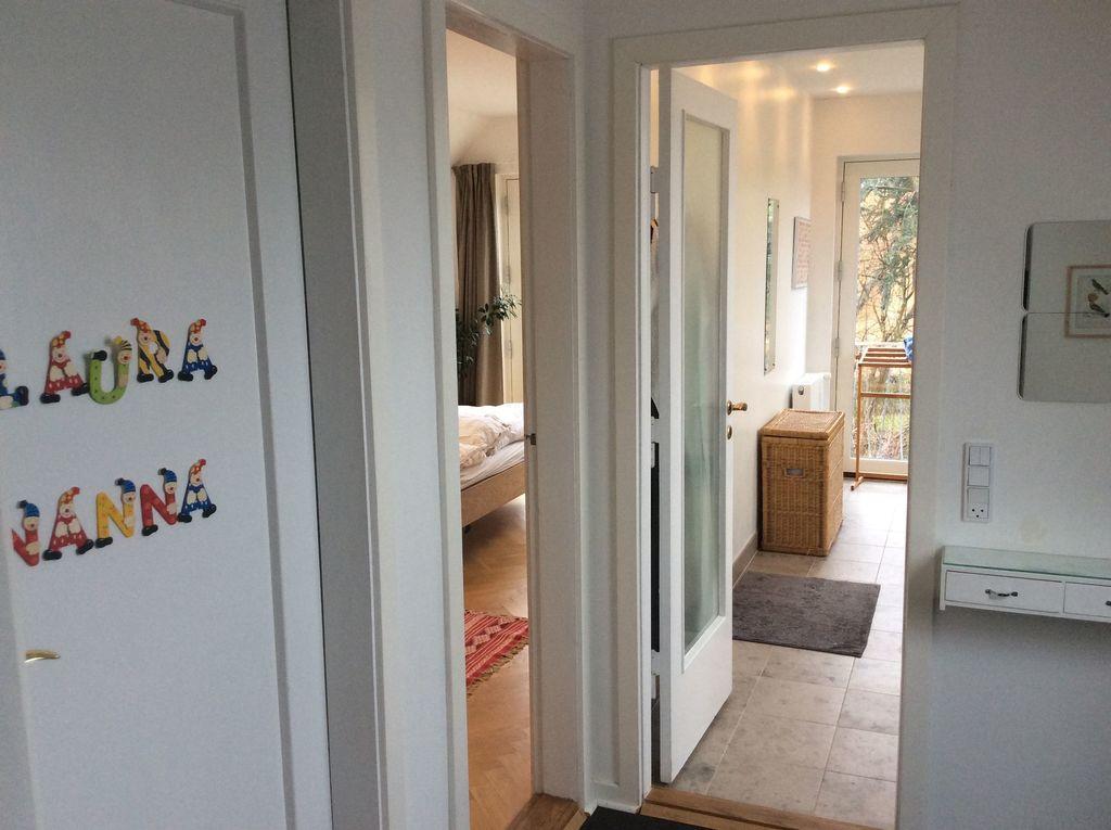 Bathroom and master bedroom