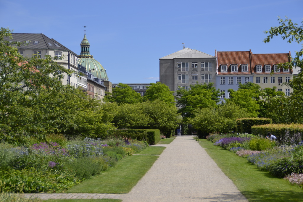 Copenhagen - The Royal Garden