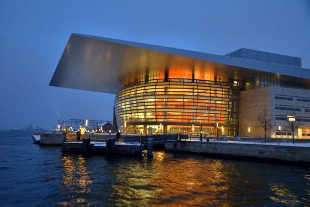 Danish opera house
