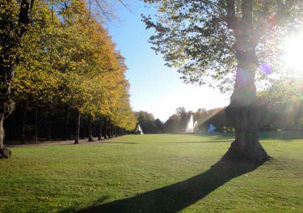 Søndermarken Public park