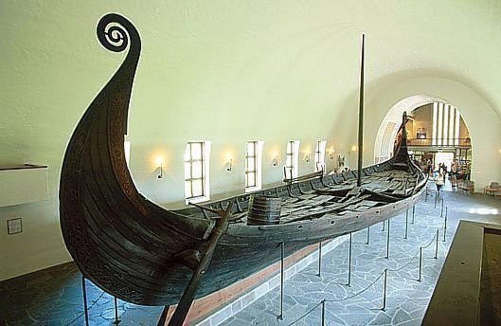 The Viking Ship Museum Roskilde http://www.vikingeskibsmuseet.dk/en/about-us/