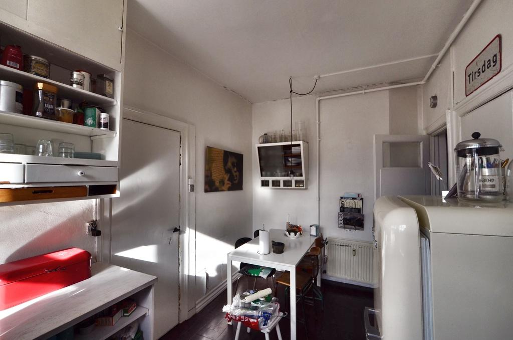 Kitchen. Including dishwasher.