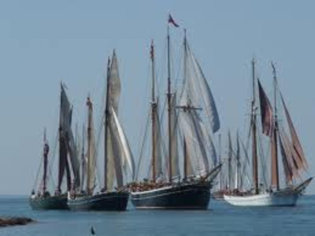 Svendborg is a center of a couple of regattas