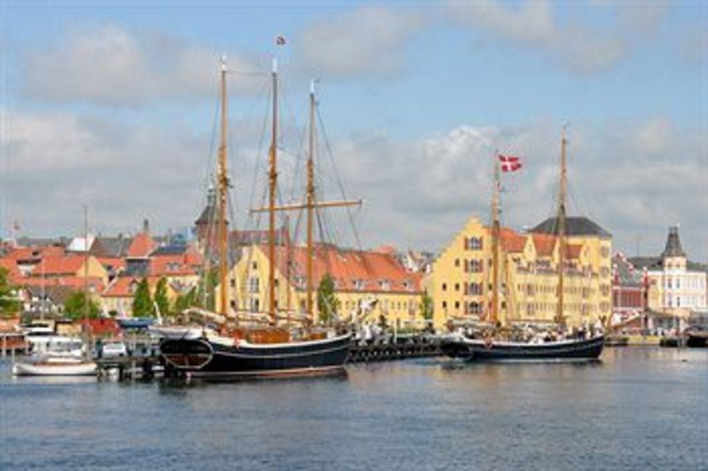 Marine atmosphere at Svendborg