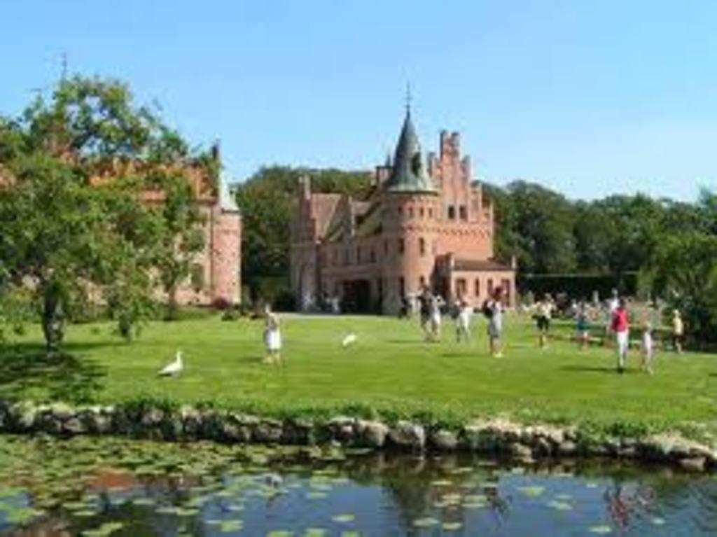 Egeskov Castle close to Svendborg