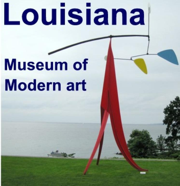 Louisiana Museum. 15mins drive.