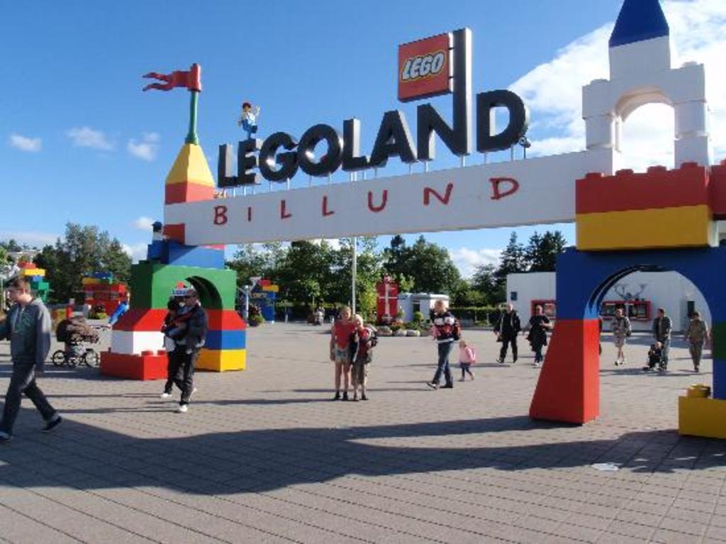 "Legoland Billund. Denmark ""classic"". 3 hrs drive."