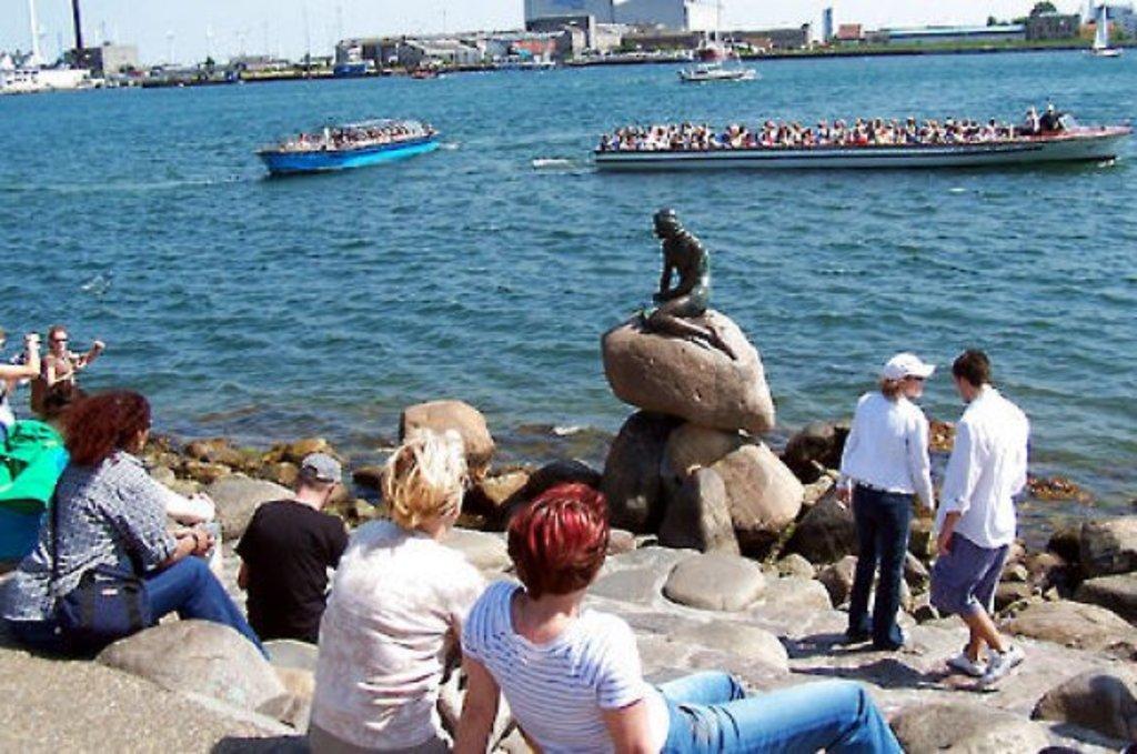 "The Little Mermaid. Copenhagen ""classic""."