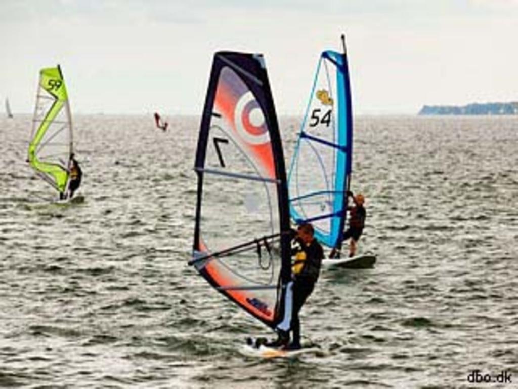 Nivaa Windsurf Club. 5 mins drive.