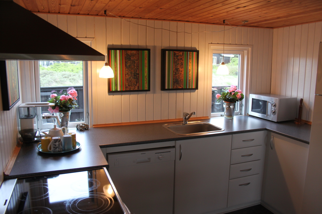 Kitchen in Lønstrup
