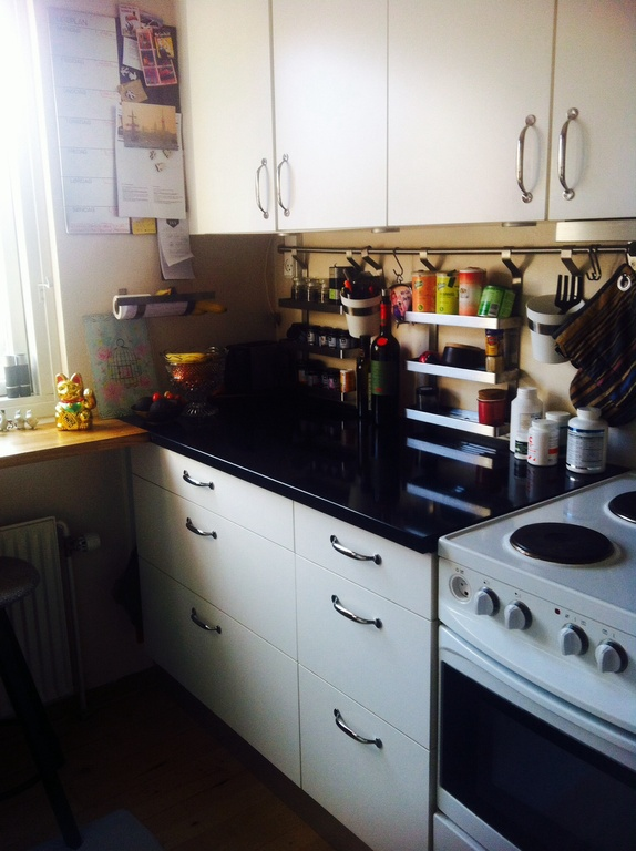 Nice and new kitchen