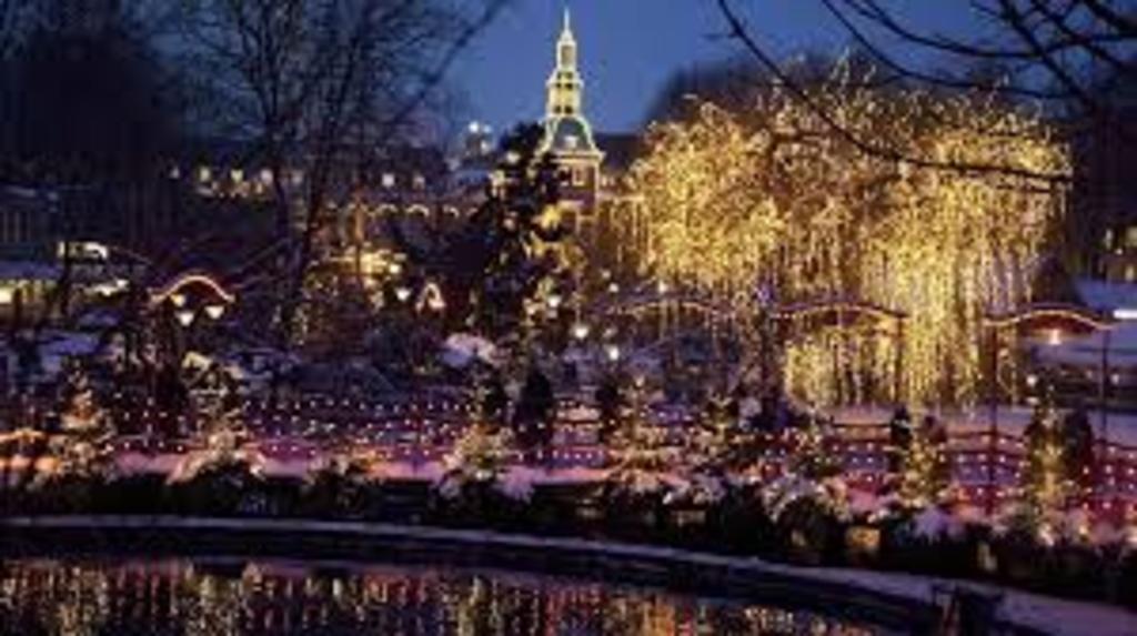 Tivoli - Copenhagen - Christmas