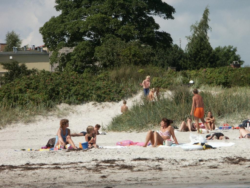 Greve strand (beach)