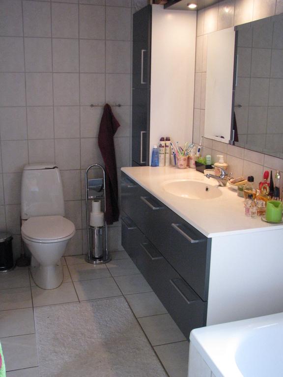 First floor bathroom.