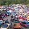 Tørskind gravelpit vintage car meet weekly