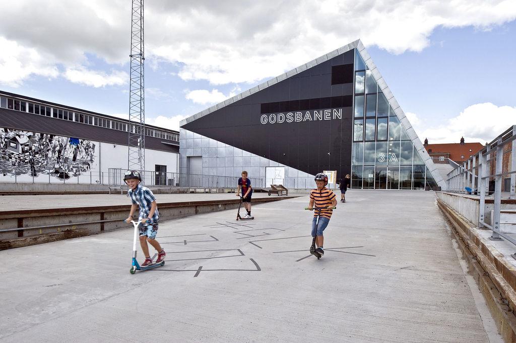 Cultural produktion - www.godsbanen.dk