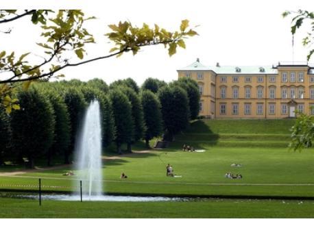 Local park - Frederiksberg Gardens