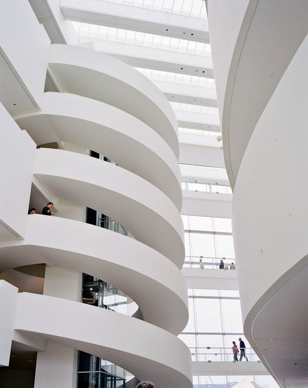 ARoS Aarhus Art Museum – one of Europe's largest art museums situated in the heart of Aarhus.