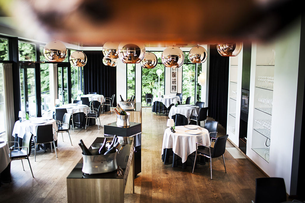 Frederikshøj, a high-level gourmet cuisine in Aarhus