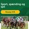 Jysk horse racing track. 5 min.   https://www.danskhv.dk/jvb/