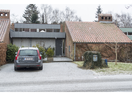 House in February