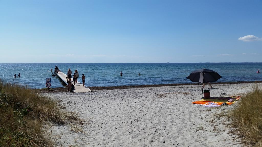 Hesselbjerg Beach