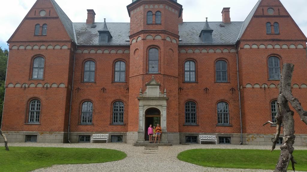 Skovsgaard Gods is worth a visit