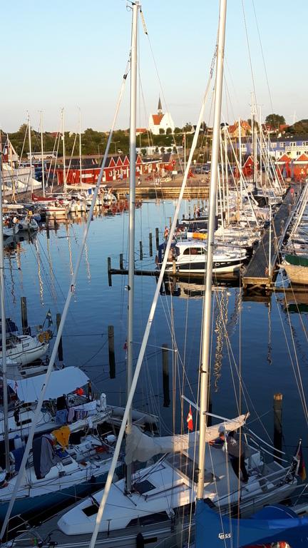 The small harbour in Bagenkop
