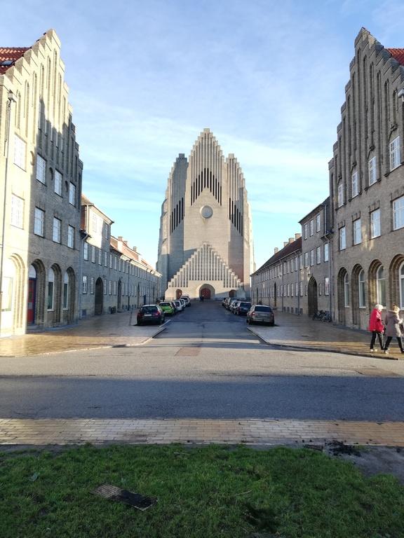 Church of Grundtvig