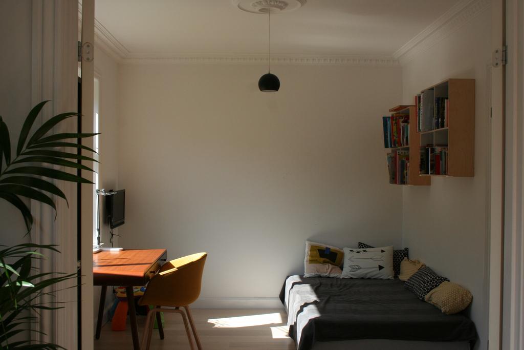 Office room/tv-room