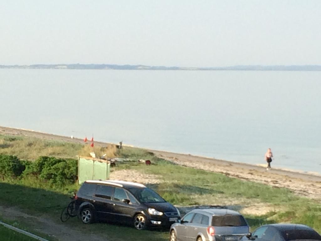 Ajstrup beach, 2 km