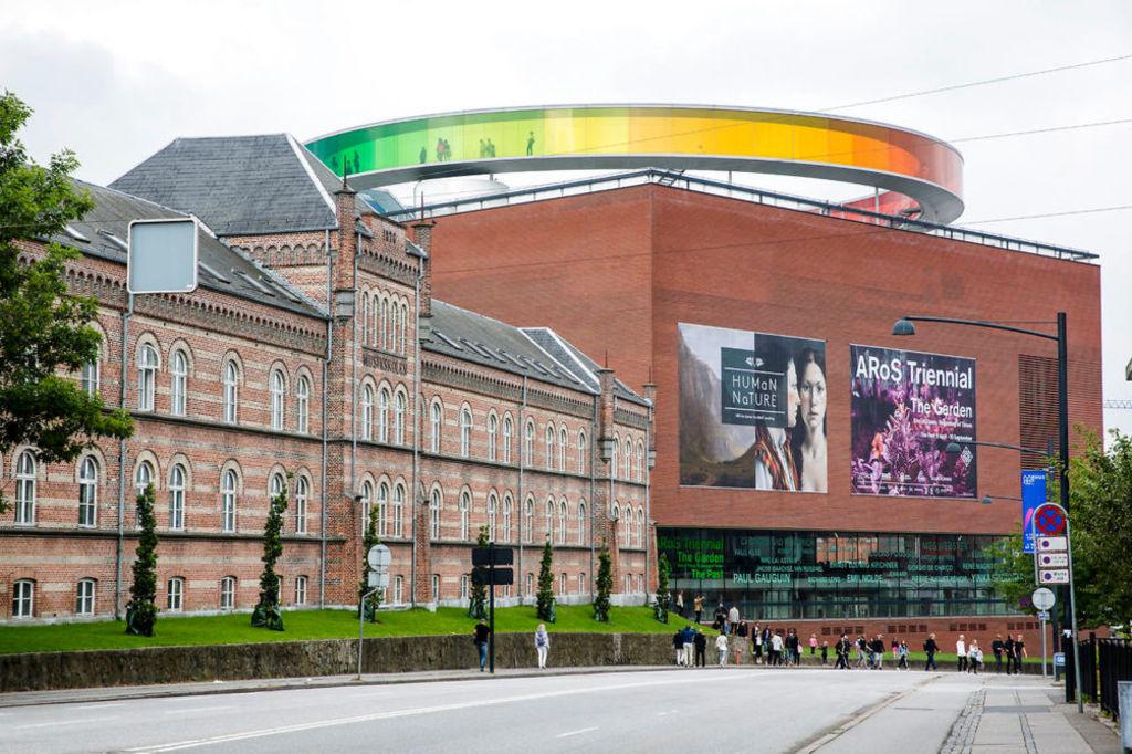 Aros, Museum of Modern Art in Aarhus