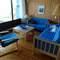 Summer cottage living area