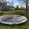 Summer cottage trampolin