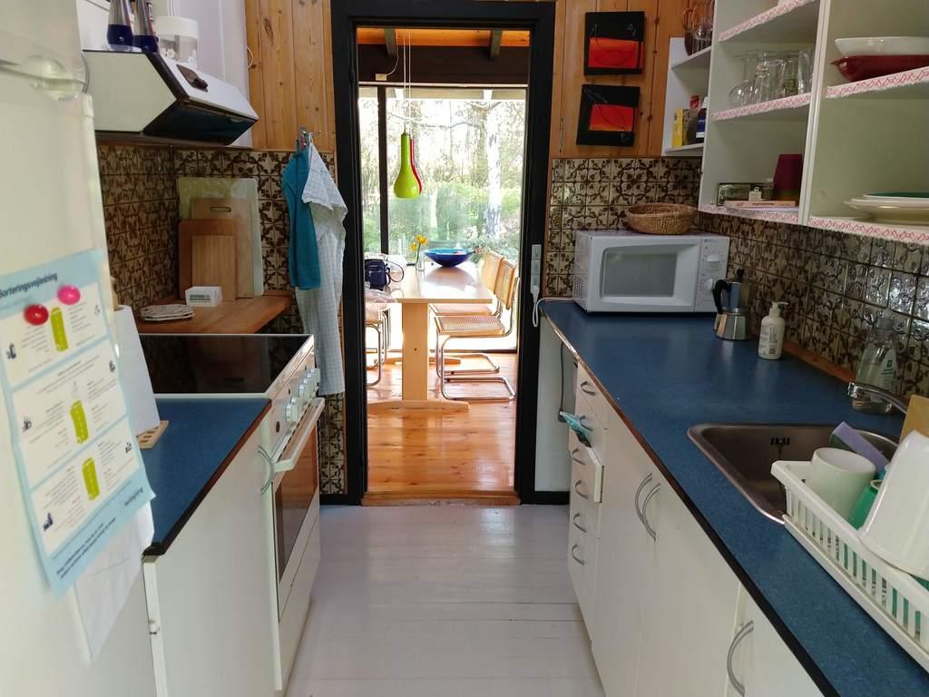 Summer cottage kitchen