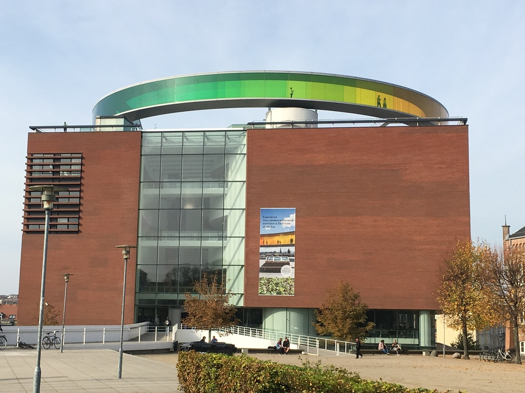 Aros Artmuseum where BOY and The Rainbowis to be found