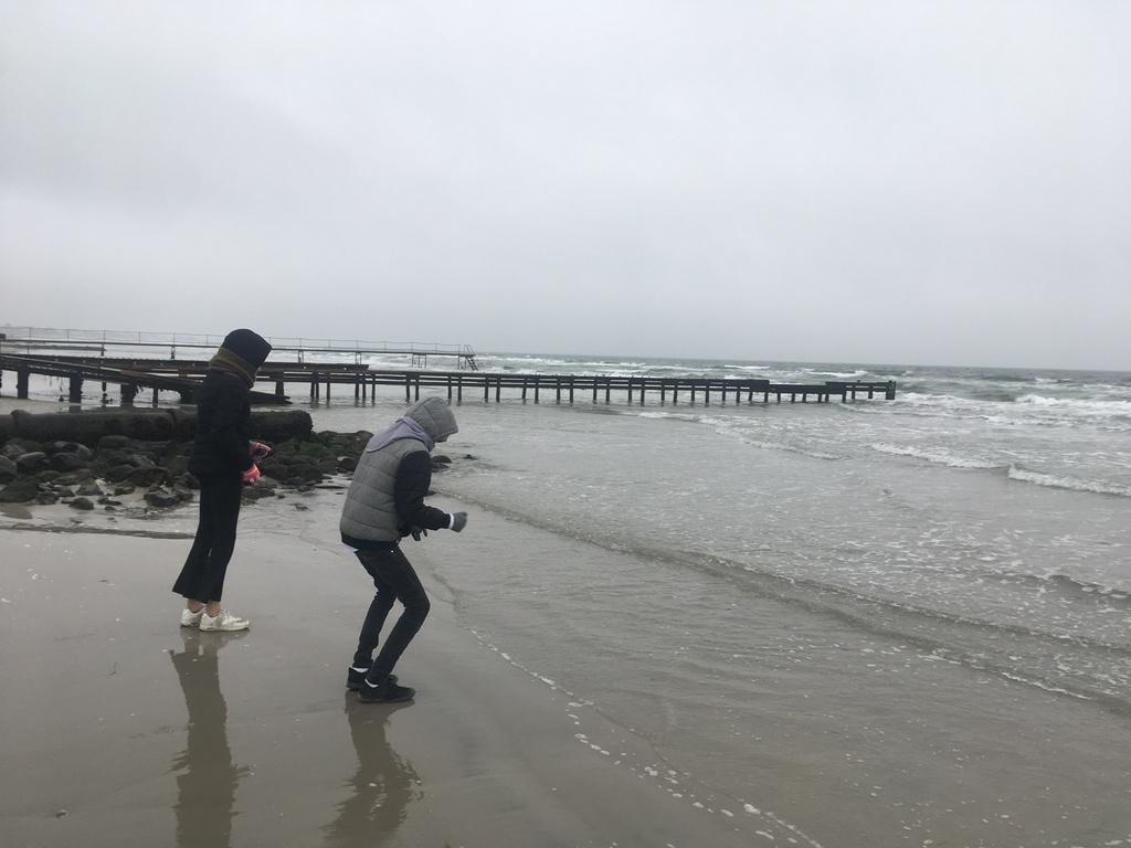 Skæring beach