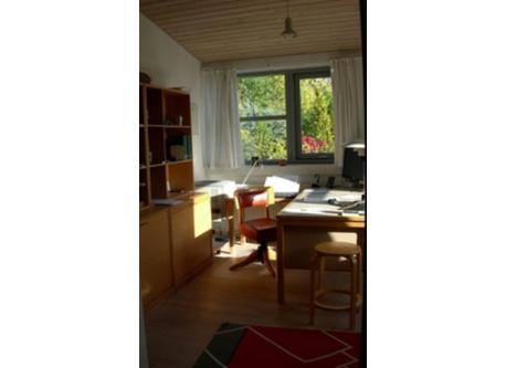 Office with two computers (high speed internet and full printing/audio)