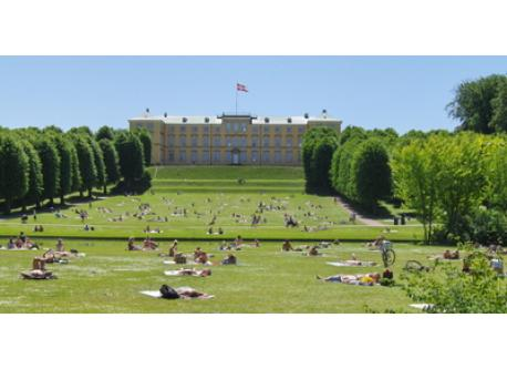 Frederiksberg Have, a beautiful parc close the house