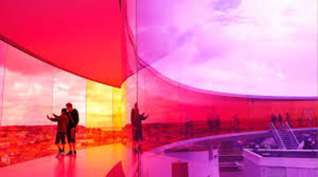 "Aros - ""Your rainbow panorama"""