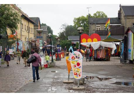 The freetown Christiania